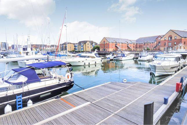 Local Area of Ocean Way, Southampton SO14