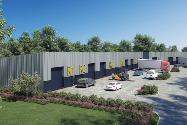 Thumbnail Industrial for sale in Kingmoor Park Central, New Build Units, R1-R11, Carlisle