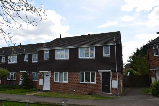 Thumbnail Semi-detached house for sale in Felixstowe Close, Lower Earley, Reading