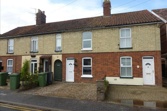 Thumbnail Terraced house to rent in Crown Road, Dereham