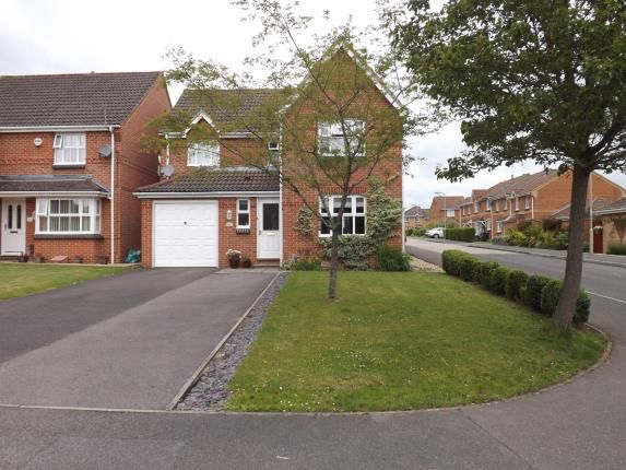 Thumbnail Detached house for sale in Whiteley, Fareham, Southampton