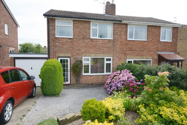Semi-detached house for sale in Dunston Lane, Chesterfield
