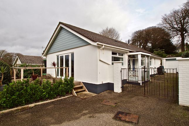 Thumbnail Detached bungalow for sale in Pentalek Road, Camborne