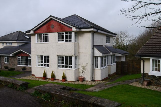 Thumbnail Semi-detached house for sale in East Anstey, Tiverton