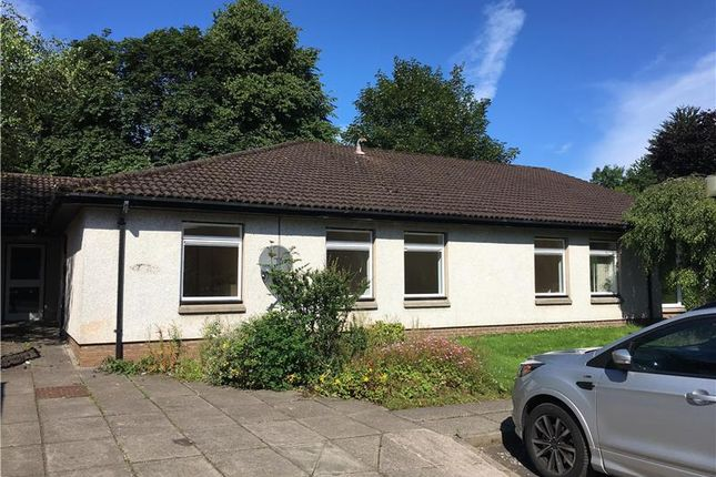 Thumbnail Commercial property for sale in Dalreoch House, 1, School Lane, Dumbarton, West Dunbartonshire, Scotland
