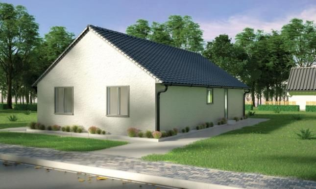 Thumbnail Bungalow for sale in Tinto View, George Paul Road, Carnwath