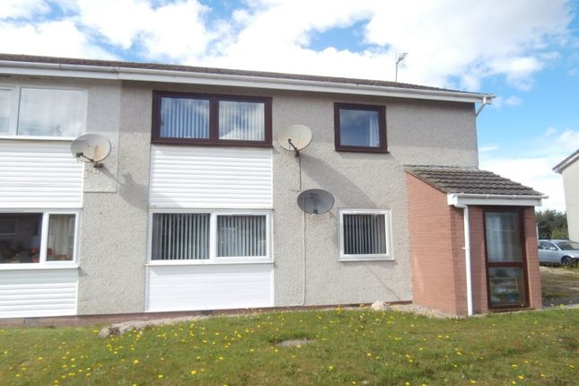 Thumbnail Flat to rent in Milnefield Avenue, Elgin