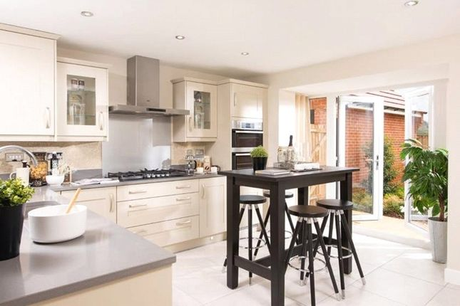 Thumbnail Detached house for sale in Darwin Green, Huntingdon Road, Cambridge