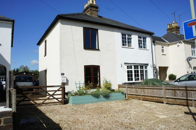 2 bed semi-detached house for sale in Denmark Avenue, Woodley, Reading