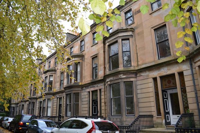 Thumbnail Flat to rent in Flat 2/1, 5 Lorraine Gardens, Dowanhill, Glasgow