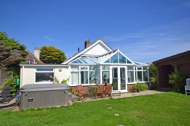 Thumbnail Detached bungalow for sale in Vincent Road, Selsey
