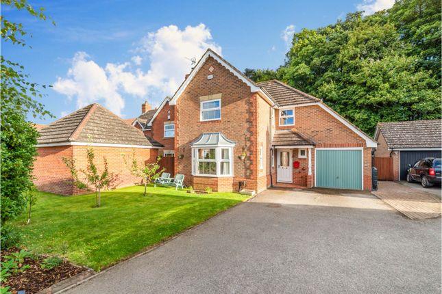 Thumbnail Detached house for sale in Bedburn Drive, Darlington