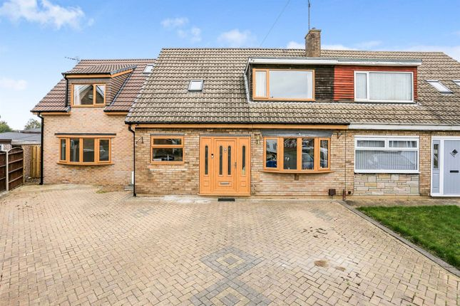 4 bed semi-detached house for sale in Deansfield Close, Armthorpe, Doncaster DN3