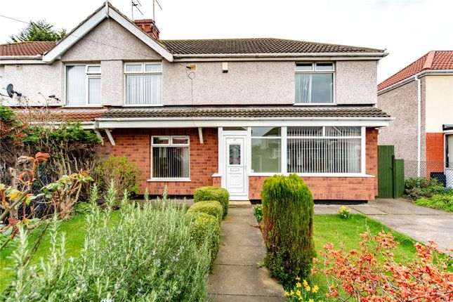 Thumbnail Semi-detached house to rent in Winnipeg Road, Bentley, Doncaster