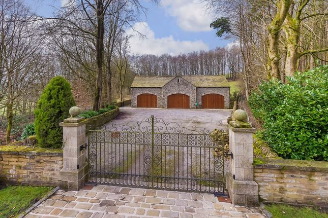 Thumbnail Detached house for sale in Moorber Lane, Coniston Cold, Skipton