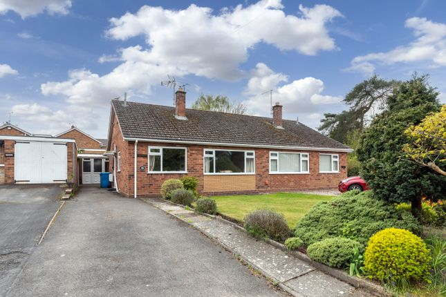 2 bed semi-detached bungalow for sale in New Road, Penkridge, Stafford ST19
