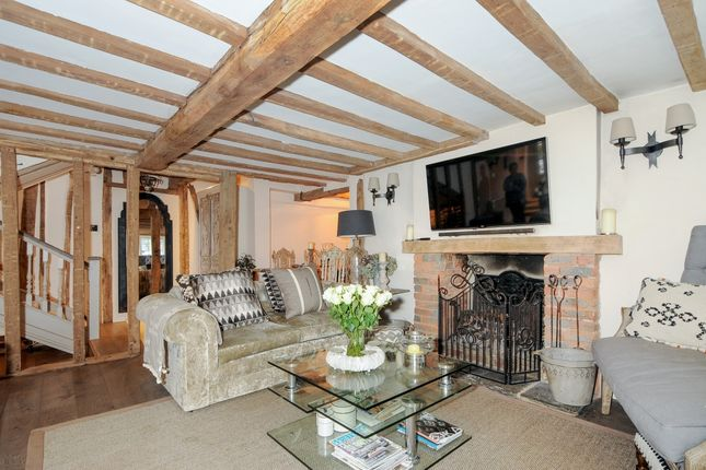 Thumbnail End terrace house to rent in The Common, Cranleigh