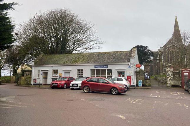 Thumbnail Retail premises for sale in Malborough, Kingsbridge