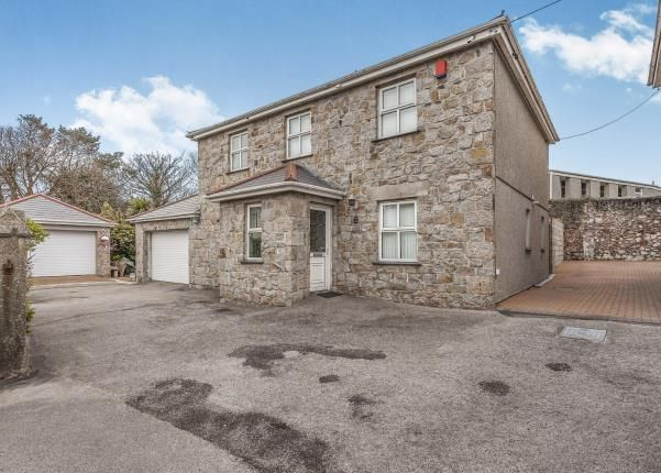 Thumbnail Detached house for sale in Camborne, Cornwall, UK
