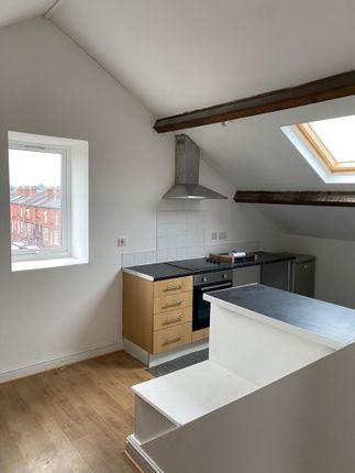 Thumbnail Flat to rent in Top Floor, Georgina Street, Farnworth, Bolton -