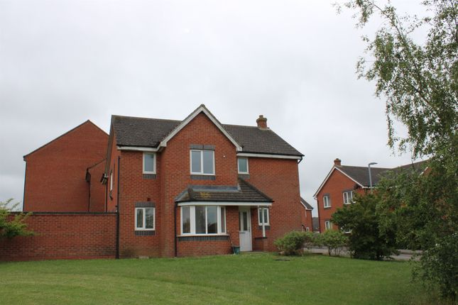 Thumbnail Detached house for sale in Osbourne Close, Corby