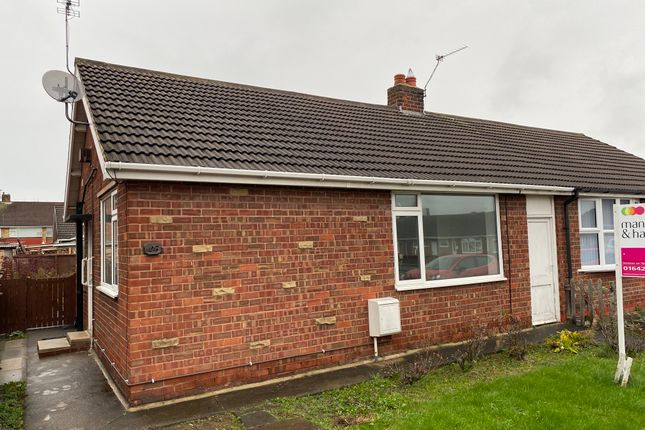 2 bed semi-detached bungalow to rent in Bracken Road, Stockton-On-Tees TS19