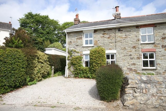 Thumbnail End terrace house for sale in Comfort Road, Mylor Bridge, Falmouth
