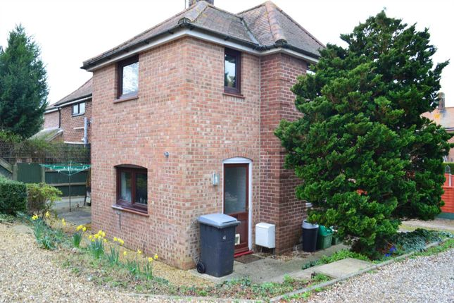 Thumbnail Semi-detached house to rent in Moores Place, Hungerford