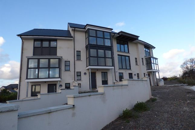End terrace house for sale in The Crescent, Pennar, Pembroke Dock
