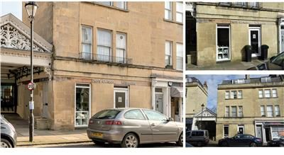 Thumbnail Retail premises for sale in 3 St. James's Street, Bath, Bath And North East Somerset