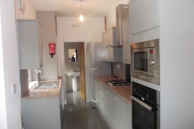 Thumbnail Terraced house to rent in Newcombe Road, Earlsdon, Coventry