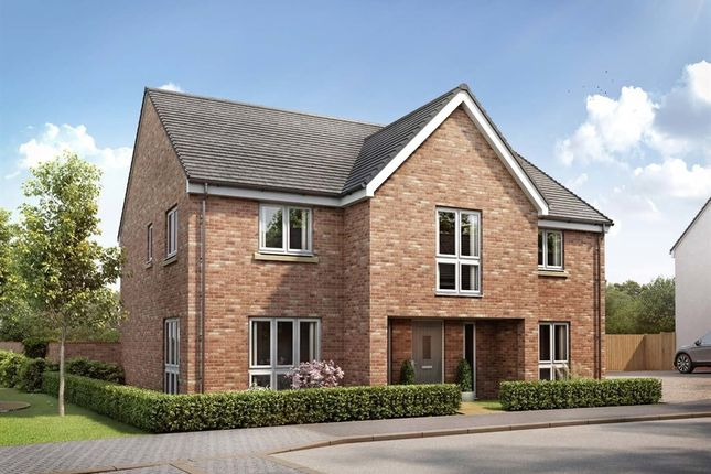 """5 bed property for sale in """"The Ravensworth V2"""" at Vicarage Hill, Kingsteignton, Newton Abbot TQ12"""