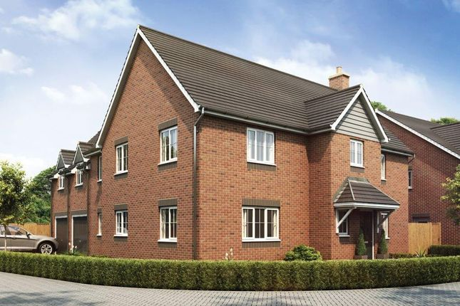 Thumbnail Detached house for sale in Creswell Manor, Eccleshall Road, Stafford