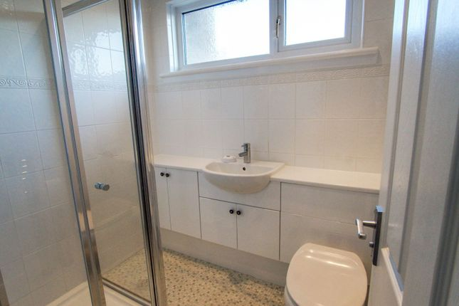 Shower Room of Torridon Road, Broughty Ferry, Dundee DD5