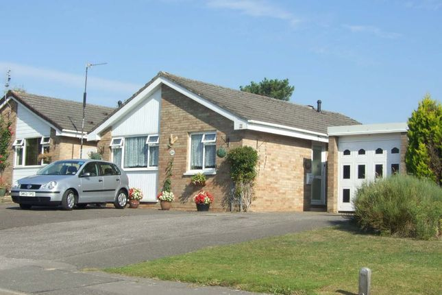 Thumbnail Detached bungalow for sale in Meadows Drive, Upton, Upton, Poole