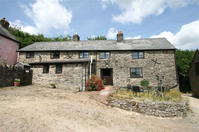 Thumbnail Detached house for sale in Piggies And Foxes, Lower Chilcott Farm, Dulverton, Somerset