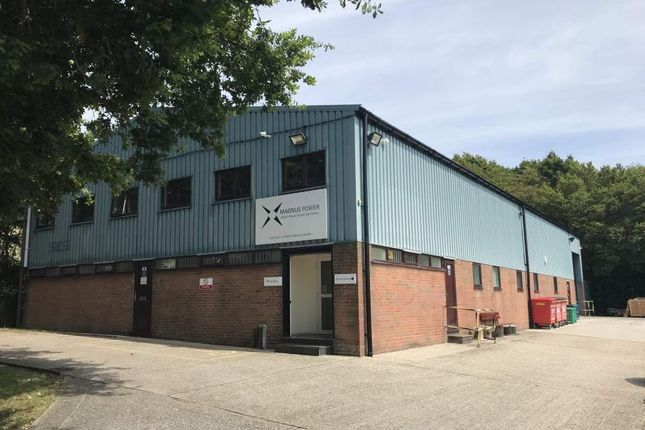Thumbnail Light industrial to let in 41 Brunel Road, St Leonards On Sea