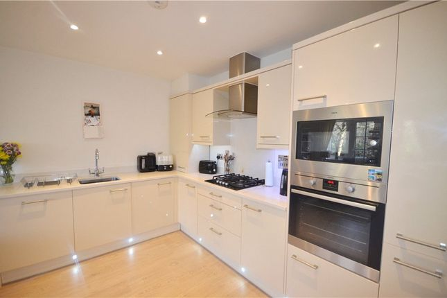 Thumbnail Maisonette for sale in Meadows Drive, Camberley, Surrey