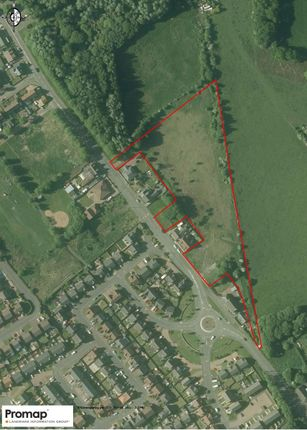 Thumbnail Land for sale in Dalgleish Place, Newmains, Wishaw