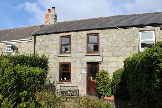 Thumbnail Cottage for sale in St. Johns Terrace, Pendeen