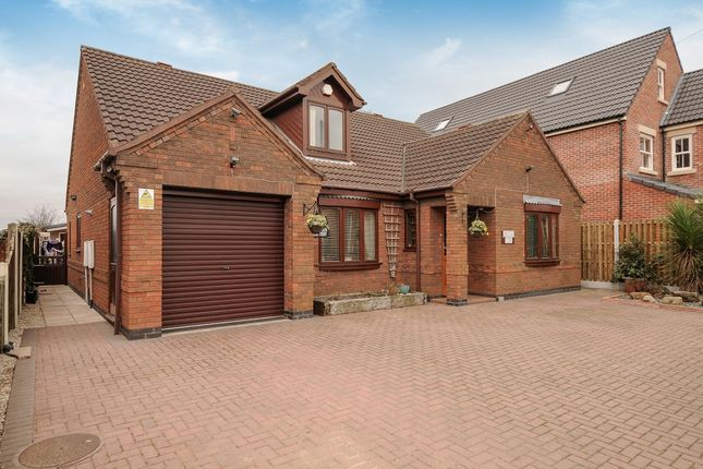 2 bed detached bungalow for sale in Station Road, Ranskill, Retford