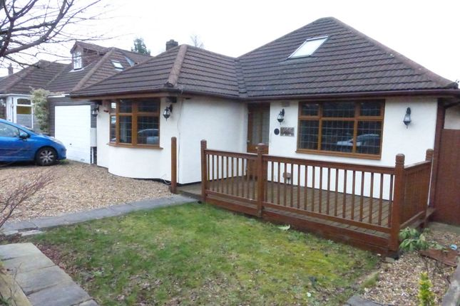 Thumbnail Detached bungalow for sale in Wayside Drive, Thurmaston, Leicester, Leicestershire