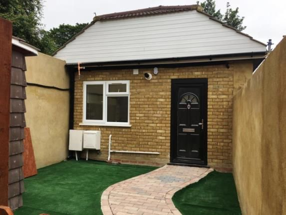 Thumbnail Bungalow for sale in Coombe Valley Road, Dover, Kent