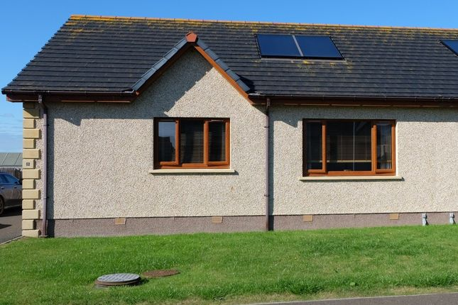3 bed semi-detached bungalow for sale in Doocot View, Wick KW1