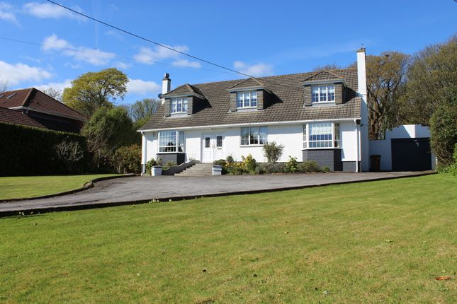 Thumbnail Detached house for sale in Cornwood Road, Plympton, Plymouth