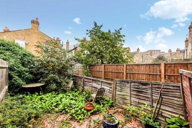 Private Garden of Glasford Street, London SW17