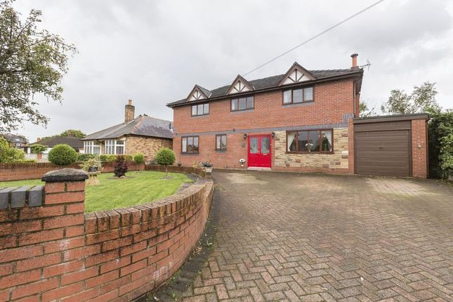 Thumbnail Detached house for sale in Southport Road, Ulnes Walton