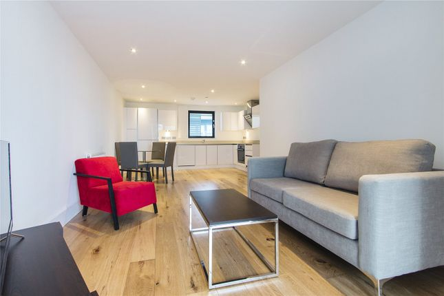 Thumbnail Flat for sale in Bow Common Lane, London