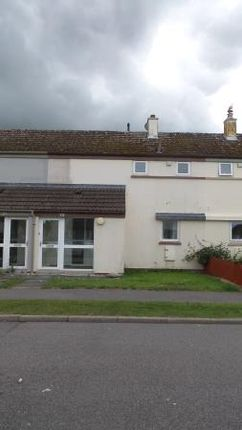 Thumbnail Terraced house to rent in Central Avenue, Kinloss, Forres