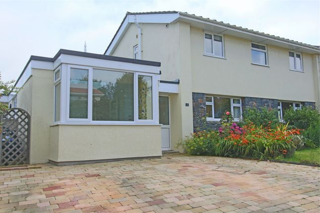 Thumbnail Detached house to rent in 2 Clos Galliotte, Icart Road, St Martin's